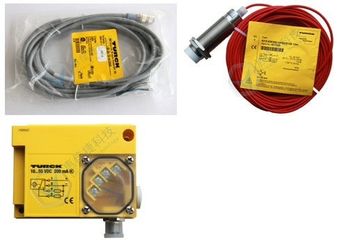 Business & Industrie Turck Sensor Rk4-2